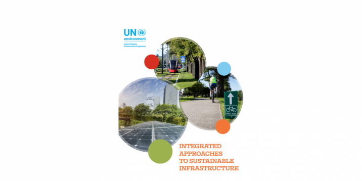 publication sustainable infrastructure