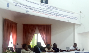 First annual meeting of EIA associations in Central Africa