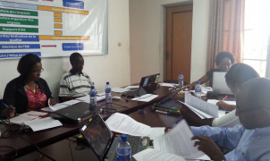 Workshop on the quality of EIA reports, Burundi