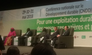 National conference sustainable development, Senegal