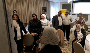 What are the strengths and challenges of the ESIA system in Jordan?