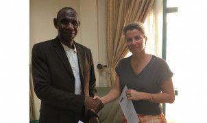 Signing of a Multi Annual collaboration with Mali