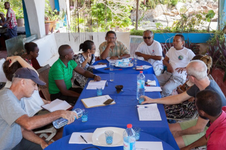 SRJS training Madagascar