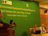 november 2014 - cambodia sea forum