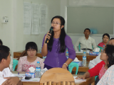 april 2015 - workshop myanmar