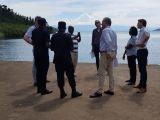 Lake Kivu - by Sonja Ooms