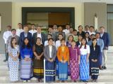 Myanmar OfD - SEA Workshop okt 2019